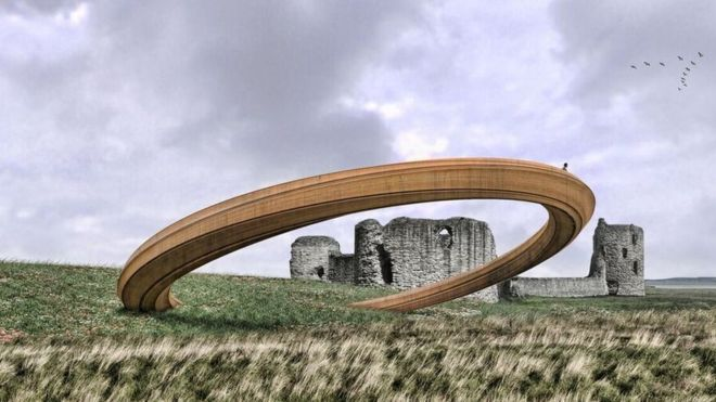 FOI Reveals: Four Designs Considered For Flint Castle