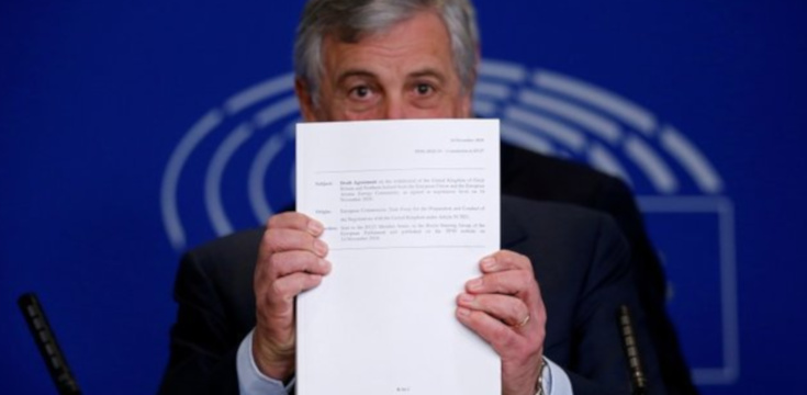 What Does The Draft Brexit Agreement Mean For Wales Senedd Home