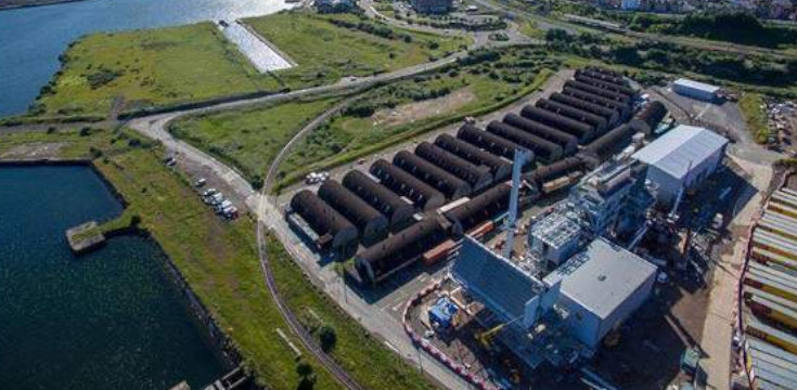 Barry Biomass Incinerator Environmental Assessment