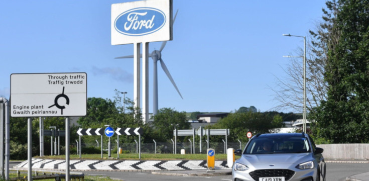 Task Force Set Up To Deal With Bridgend Ford Closure