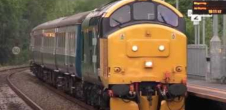 Temporary Loco-hauled Services To Start This Month In The